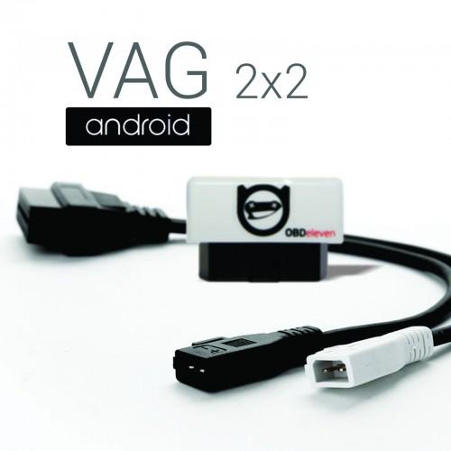 Adapter VAG 2x2